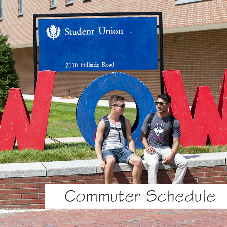 Commuter Schedule