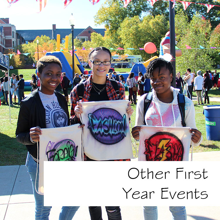 Other First Year Events